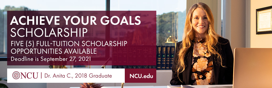 Achieve Your Goals Scholarship