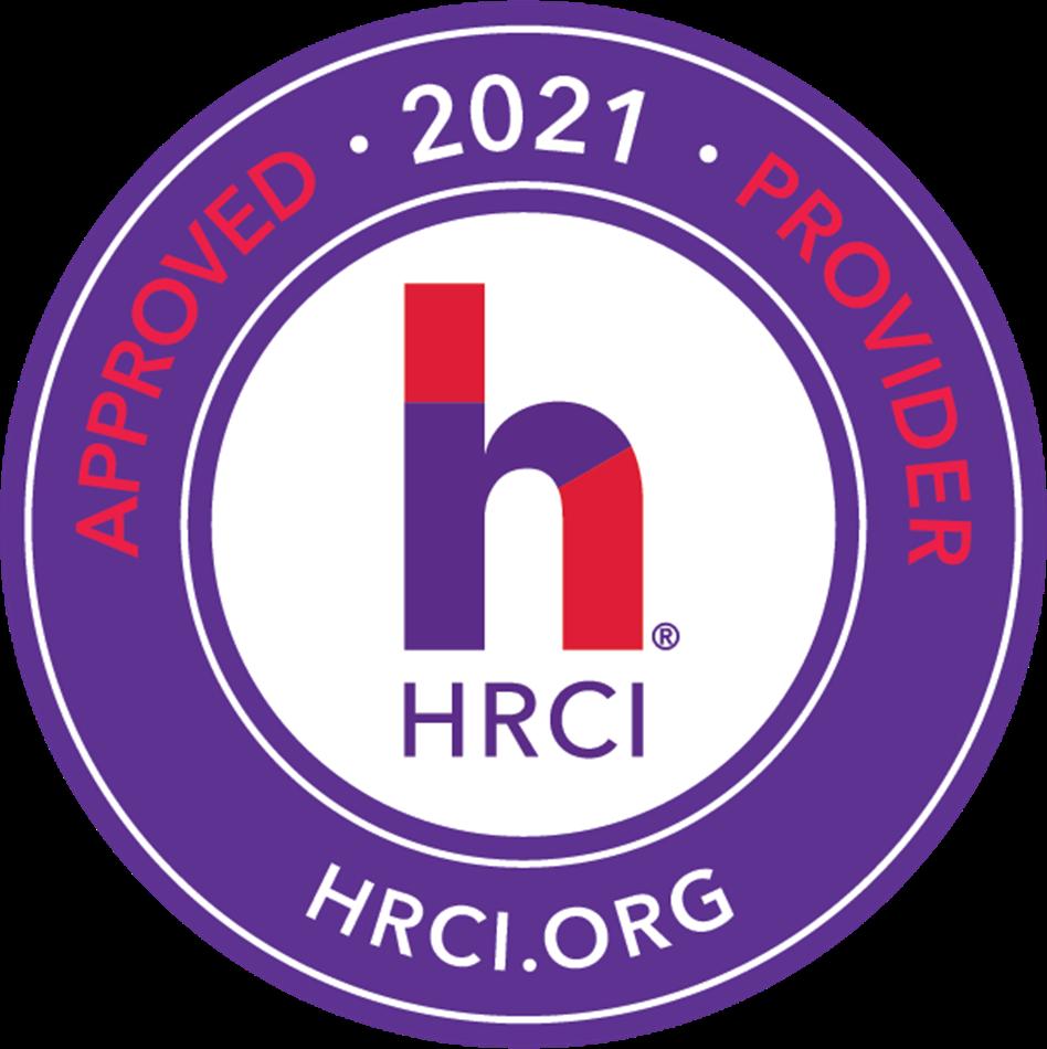 HR Certification Institute Seal
