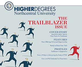 Read the newest version of NCU's Higher Degrees newsletter