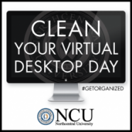 Clean Your Virtual Desktop