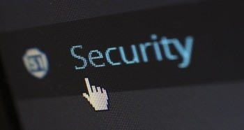 cursor selecting security in a browser