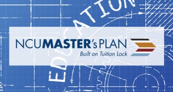 NCU Master's Plan Built on Tuition Lock