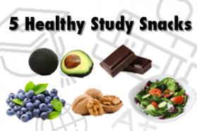 Healthy Study Food