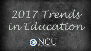 Trends in Higher Education, 2017